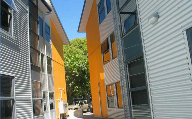 Nikau Apartments - Nelson